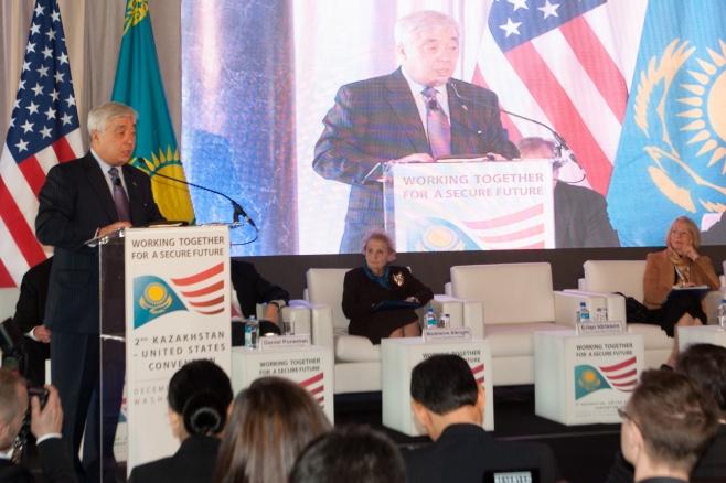 министр иностранных дел Республики Казахстан