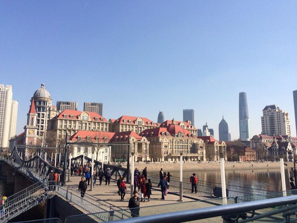 Тяньцзинь, путешествия по Китаю