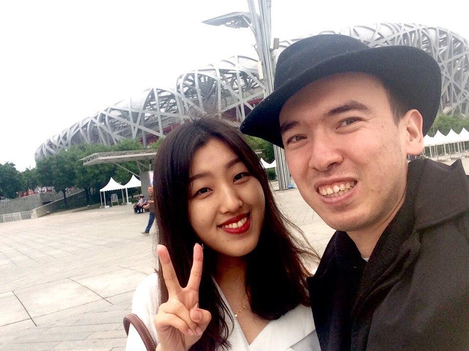Олимпийский парк в Пекине, Птичье Гнездо