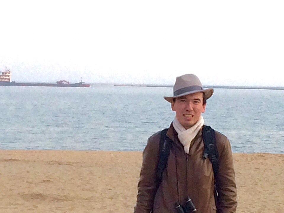 Бэйдахэ, моя первая поездка к морю