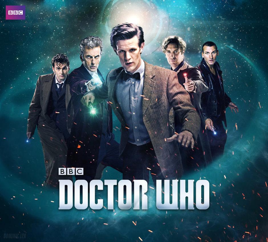 Доктор Кто - последний повелитель времени