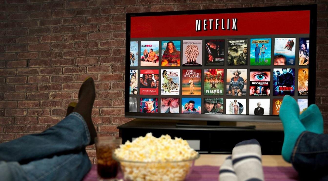 Netflix ресурс для изучения английского языка