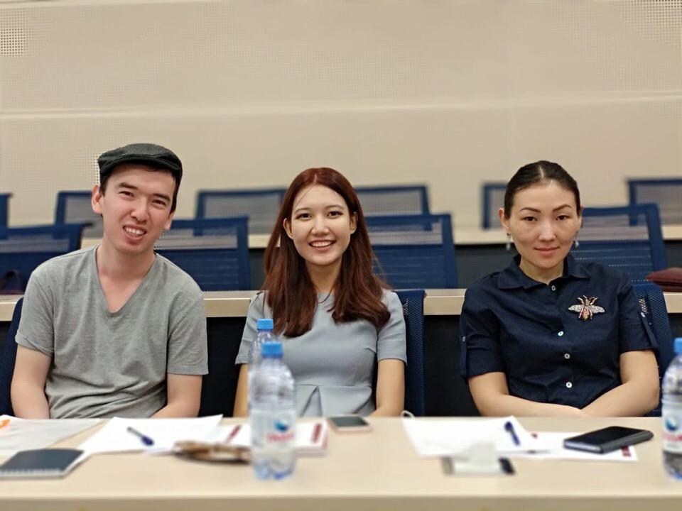 Конференция в Назарбаев Университет